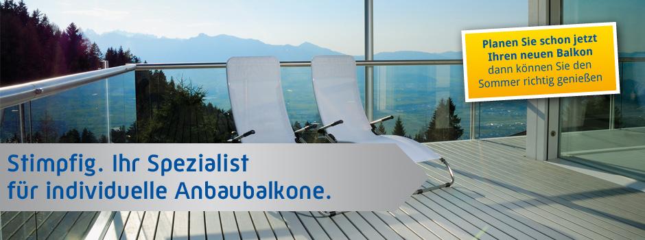 Anbaubalkone Metall : Kunst- und Designobjekte - Stimpfig Stahl- und Metallbau GmbH